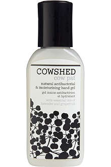 COWSHED Cow Pat natural antibacterial hand gel 50ml