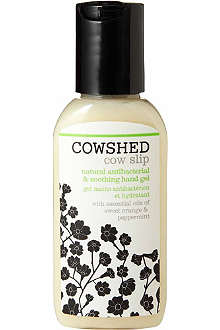 COWSHED Cow Slip natural antibacterial hand gel 50ml