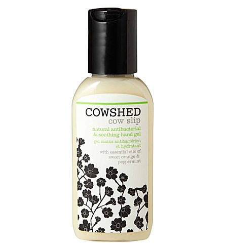 COWSHED Cow Slip Anti-bacterial Hand Gel 50ml
