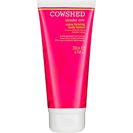 COWSHED Slender Cow extra-firming body butter 200ml