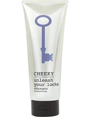 CHEEKY Unleash your locks shampoo