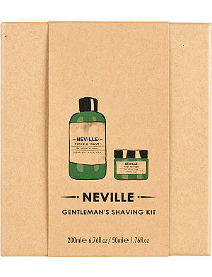 NEVILLE Gentleman's shaving kit