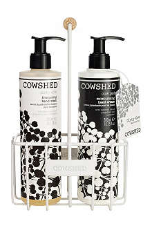 COWSHED Dirty Cow hand care gift set
