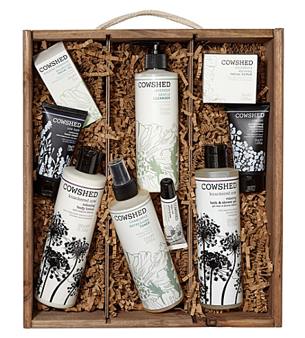 COWSHED Exclusive Pamper Hamper