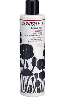 COWSHED Horny Cow seductive body lotion 300ml