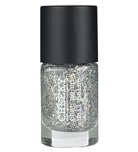 CHEEKY Chat Me Up nail varnish (Glitter+bug