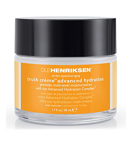 OLE HENRIKSEN Truth crème™ advanced hydration