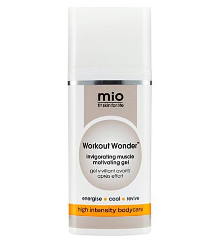 MIO Workout Wonder muscle gel 100ml