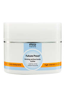 MIO Future Proof firming active body butter 240g