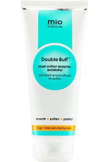 MIO Double Buff dual action enzyme exfoliator 150ml