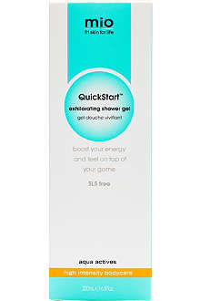 MIO Quickstart exhilarating shower gel 200ml