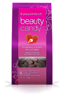 BEAUTYIN Beauty Candy B young and free - strawberry 150g