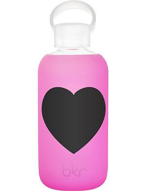 BKR Heart water bottle 500ml