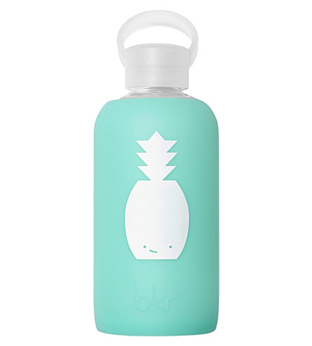 BKR Pineapple Holiday Water Bottle 500ml