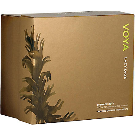 VOYA Lazy Days wild hand–harvested seaweed bath 500ml