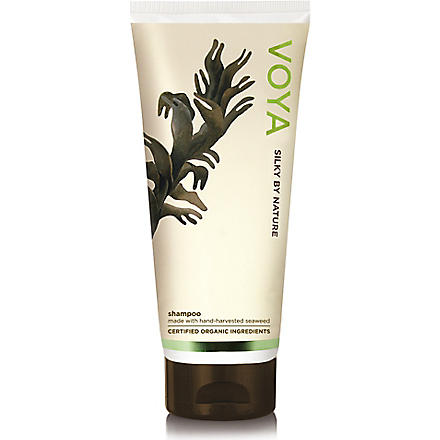 VOYA Silky by Nature organic shampoo 200ml
