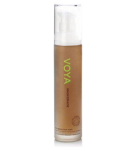 VOYA Maskerade anti–ageing face mask