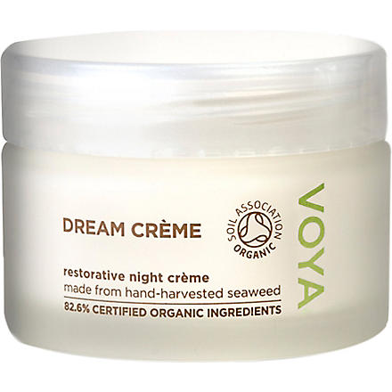 VOYA Dream Crème restorative night cream 50ml