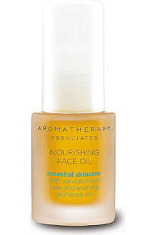 AROMATHERAPY ASSOCIATES Nourishing face oil 15ml