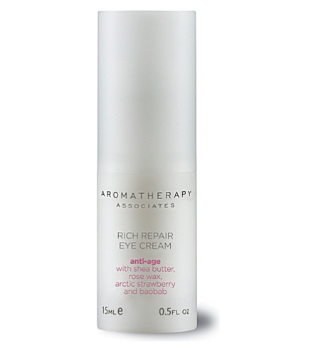 AROMATHERAPY ASSOCIATES Anti-Age Rich Repair eye cream 15ml