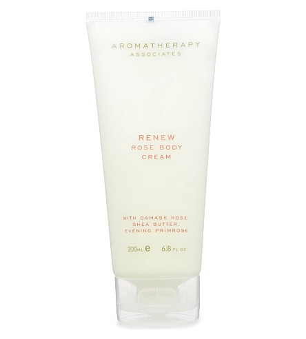 AROMATHERAPY ASSOCIATES Renew Rose body cream 200ml