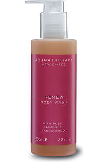AROMATHERAPY ASSOCIATES Renew body wash