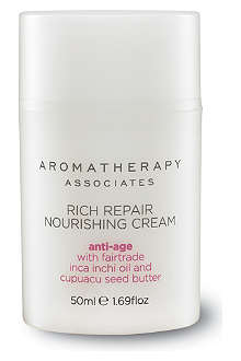 AROMATHERAPY ASSOCIATES Anti-age Rich Repair nourishing cream
