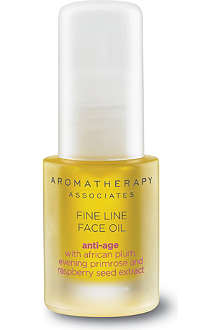 AROMATHERAPY ASSOCIATES Anti-age fine line face oil