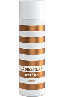 JAMES READ Liquid Tan - light 250ml
