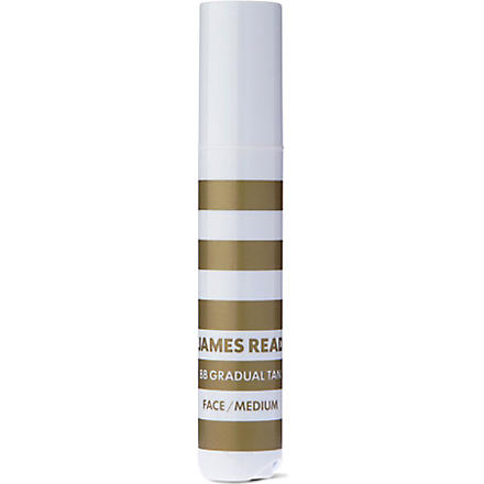 JAMES READ Blemish Balm gradual tan - face/medium 25ml