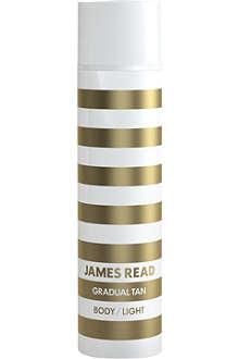 JAMES READ Gradual Tan - body/light 200ml