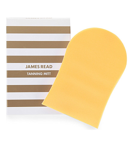 JAMES READ Tanning mitt