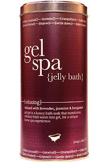 GELSPA Relaxing jelly bath