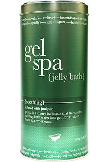 GELSPA Soothing jelly bath