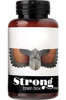 STRONG NUTRIENTS Brain Box 30 capsules