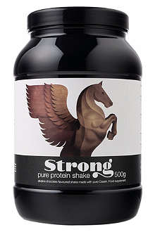 STRONG NUTRIENTS Chocolate casein pure protein shake