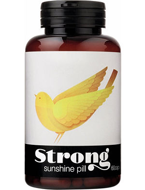 STRONG NUTRIENTS Sunshine Pill 60 capsules