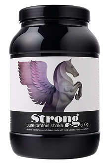STRONG NUTRIENTS Vanilla casein pure protein shake