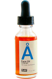 PLANT Å face oil 30ml