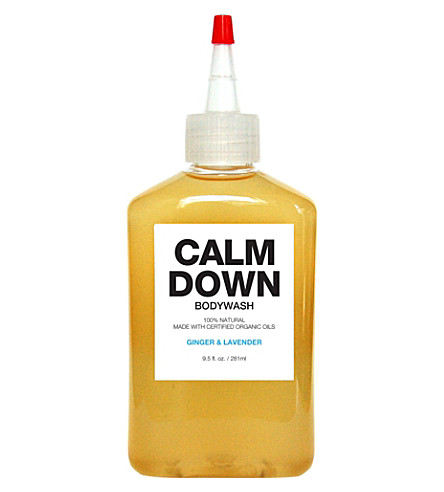 PLANT Calm Down body wash 281ml