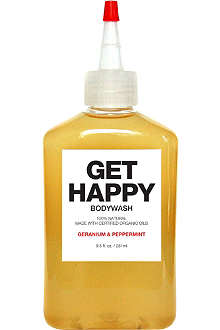 PLANT Get Happy body wash 281ml