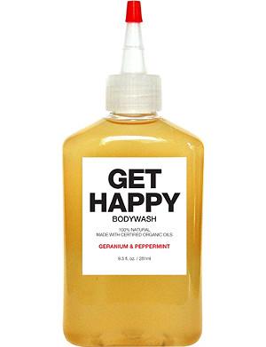 PLANT Get Happy body wash 281ml