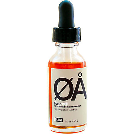 PLANT ØÅ face oil 30ml