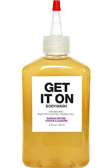 PLANT Get It On body wash 281ml