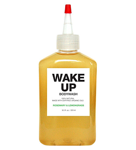 PLANT Wake Up body wash 281ml