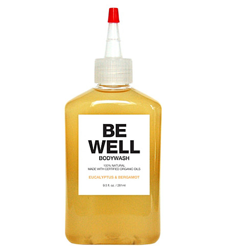 PLANT Be Well body wash 281ml