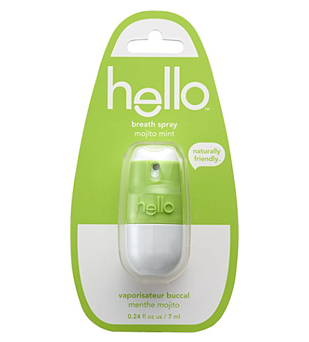 HELLO Mojito Mint breath spray