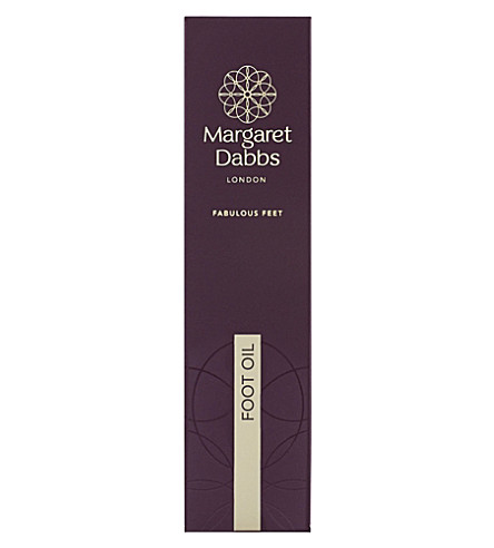 MARGARET DABBS Intensive Treatment Foot Oil 100ml