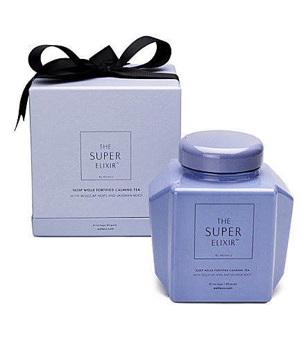 SUPER ELIXIR Sleep Welle Anti-Anxiety Tea