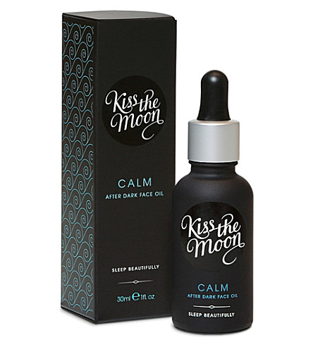 KISS THE MOON Calm After Dark Face Oil 30ml